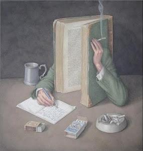 Escribir. Leer. Escribir