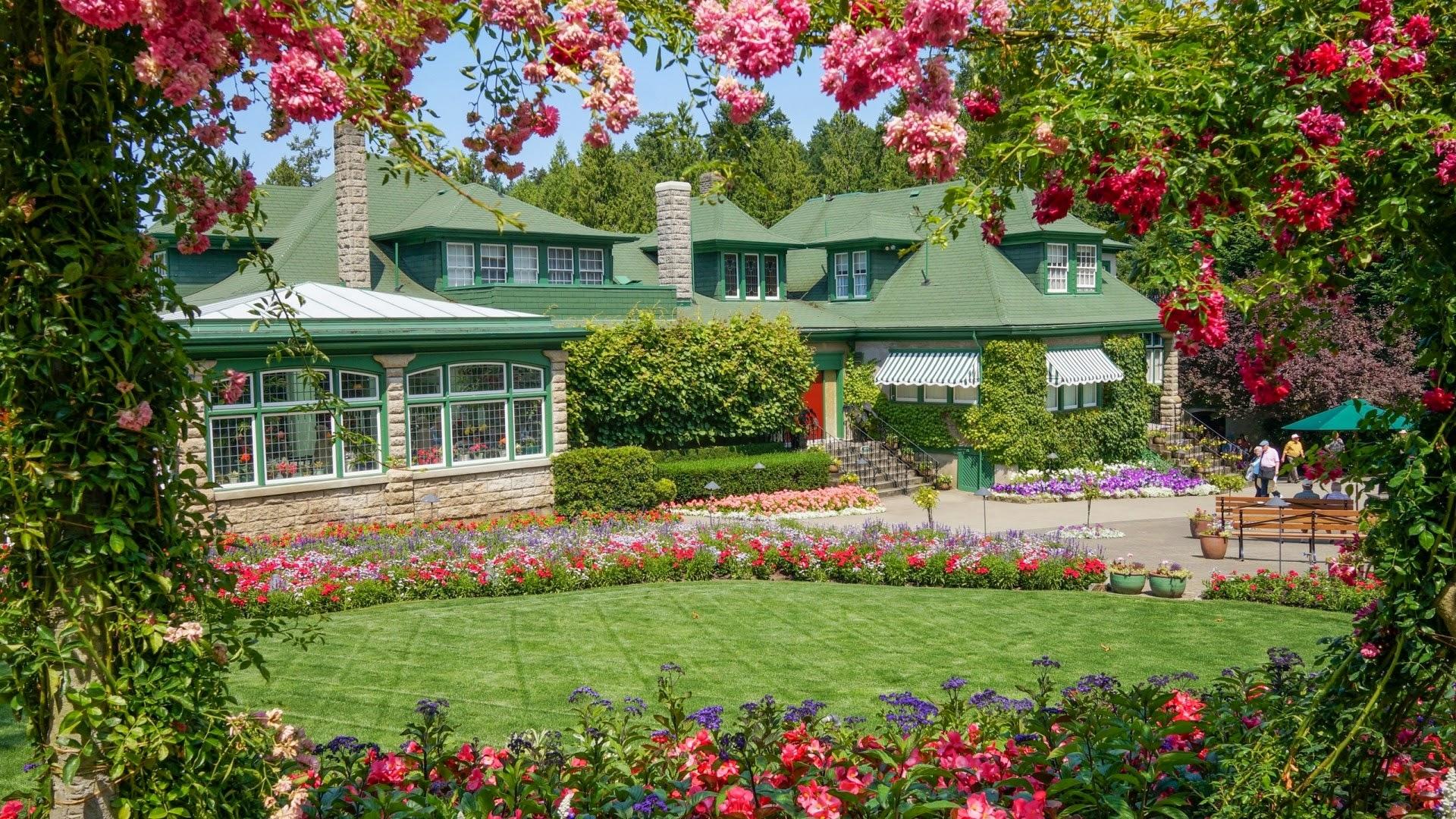 Im genes de jardines muy coloridos fotos e im genes en fotoblog x for Jardin 00 garden