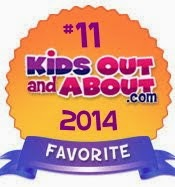 We are a Top 20 Best Place for your Kid!