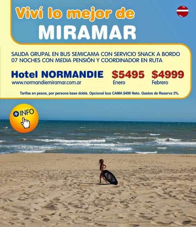 Div Operador - Miramar 2015