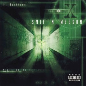 Smif-N-Wessun – The X Files (CD) (2006) (320 kbps)