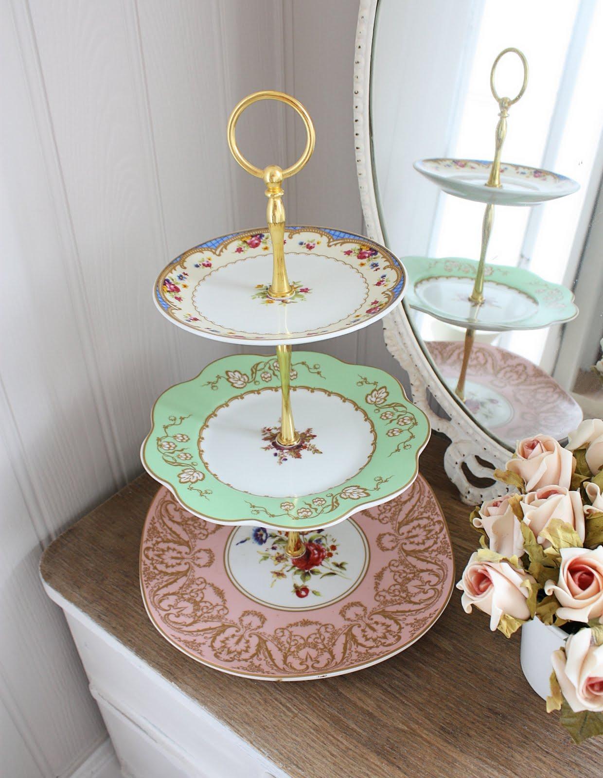 Three Tier Cake Stand Ikea