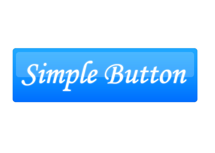 Creating Simple Button In Photoshop