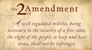 second amendment right to bear arms gun laws