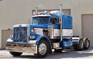 Peterbilt Classic 359 Semi Truck