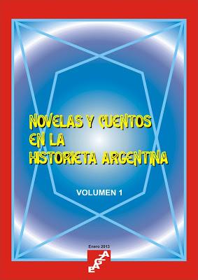 Novelas y cuentos en la historieta argentina 01 - 06 (H. P. Blomberg) EAGZA