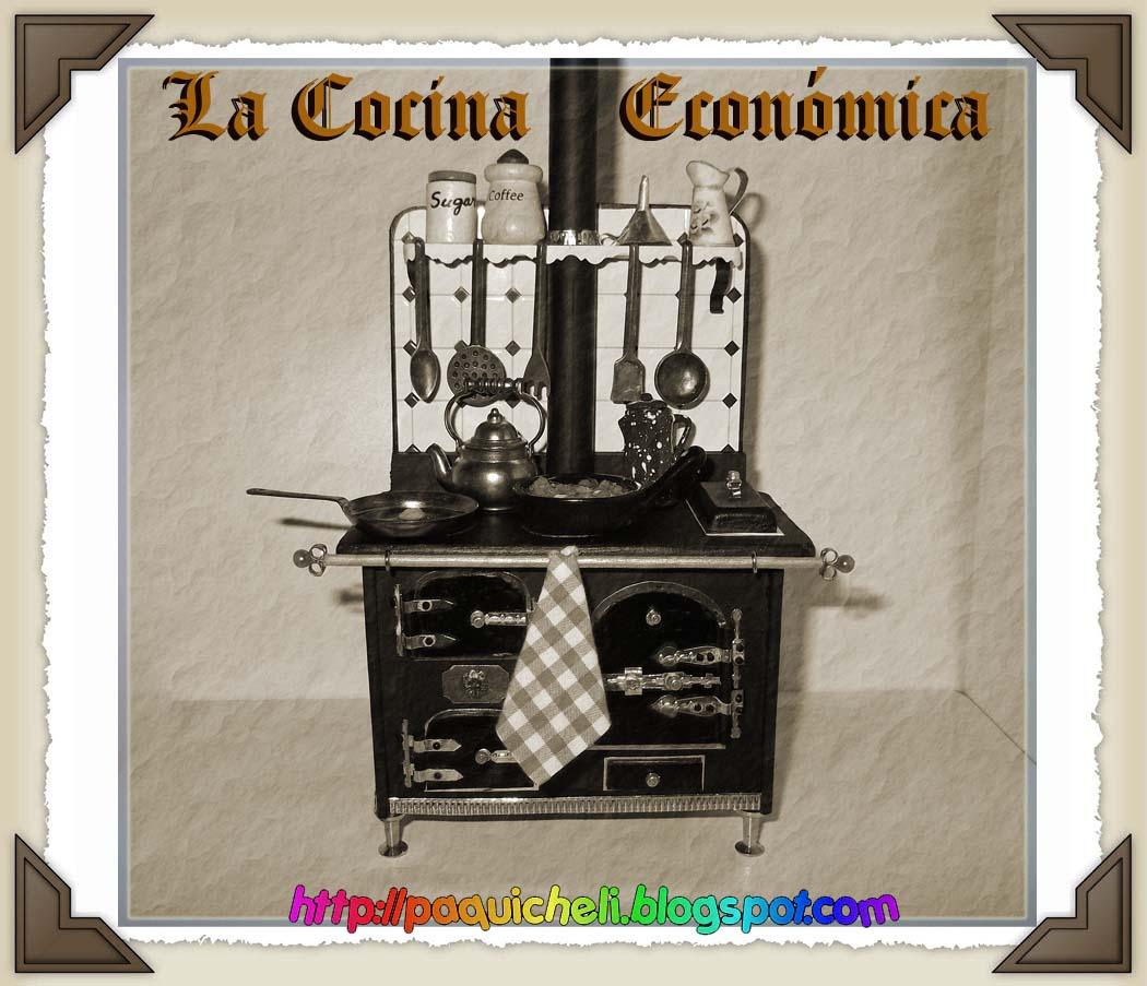 Paquicheli cocina econ mica for Cocina economica
