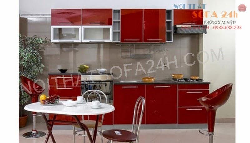 Tủ bếp TB032