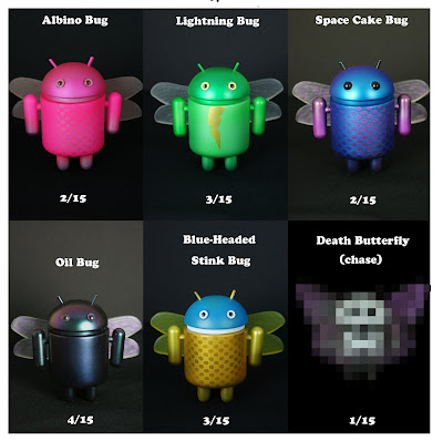 Bug-A-Boo Custom Android Series by Nebulon5