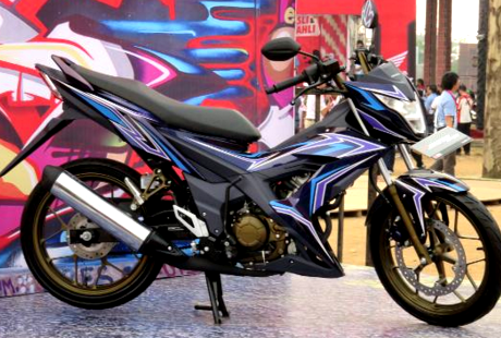 Kumpulan Gambar Serta Spesifikasi Dan Harga Honda Sonic 150R