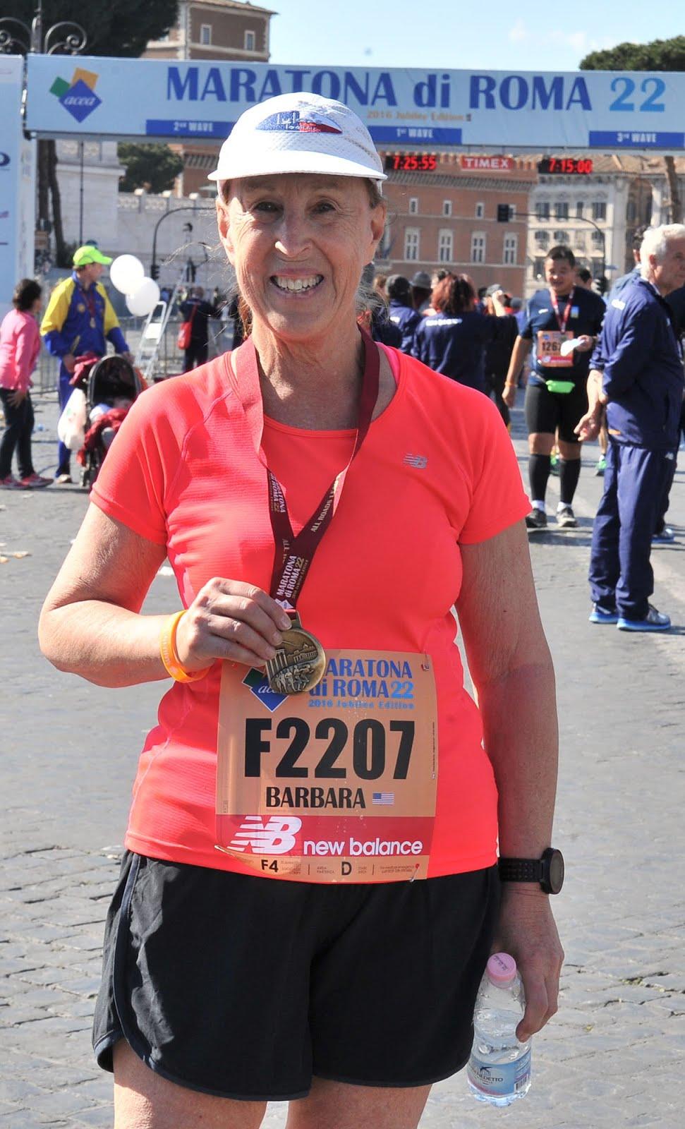 2016 Rome Marathon