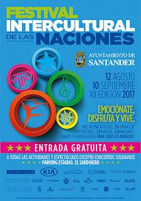 Festival de las Naciones 2017 en santander