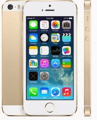 champagne gold iphone 5s