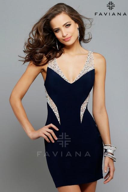 Colección vestidos Faviana