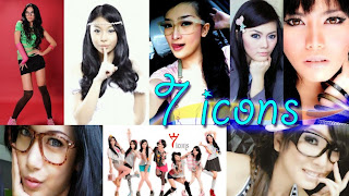 Foto Hot Angel 7 Icon Terbaru Sexy
