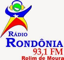 Rádio Rondônia FM de Rolim de Moura ao vivo para você curtir a vontade
