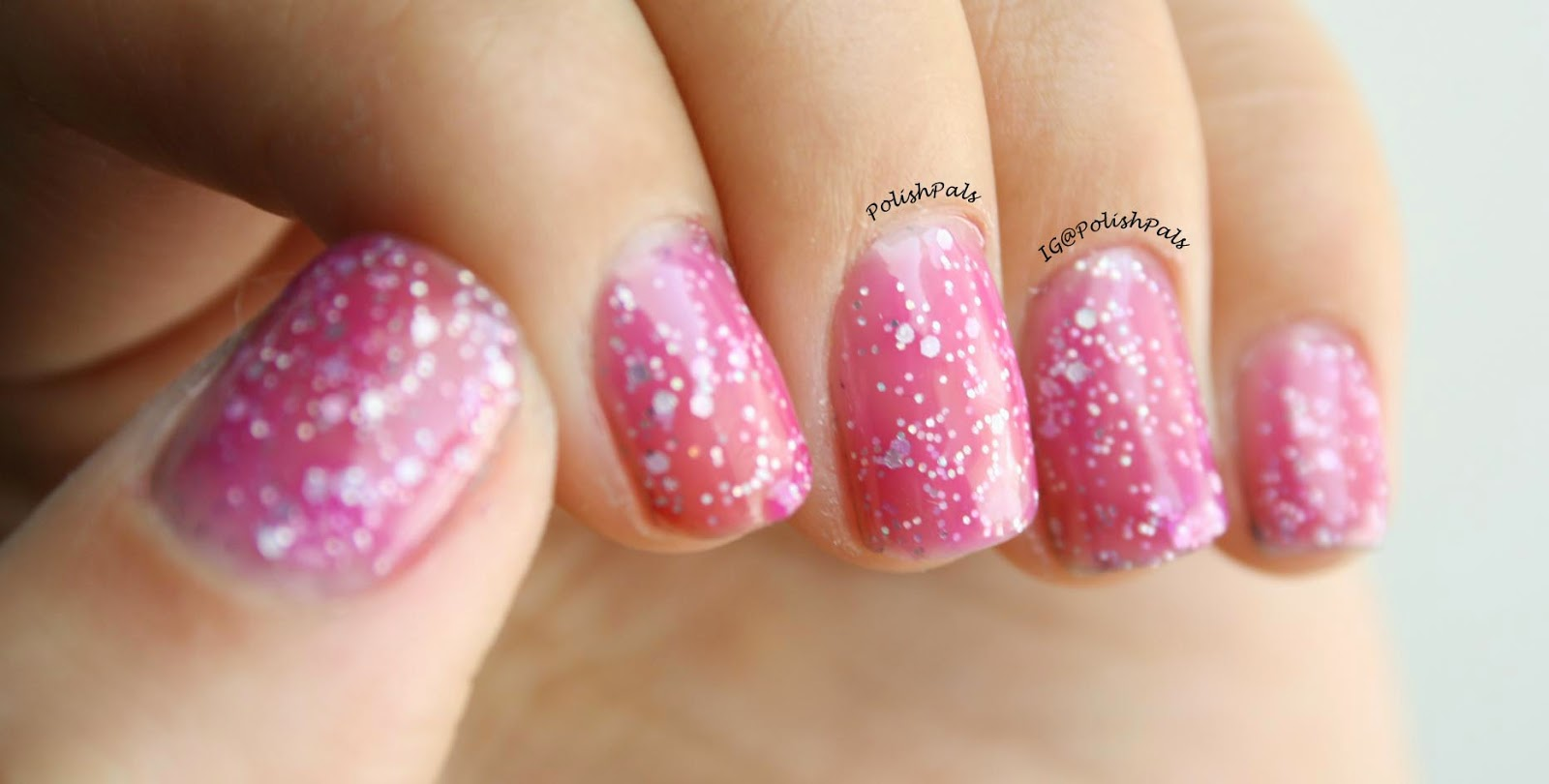 Polish Pals: Color Changing Gel Polish by Simply Spoiled Review
