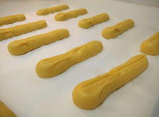 Pâte à chou. Romain Pâtisseries © 2015