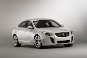 Revealed the production version of the Buick 2012 Buick Regal GS, .