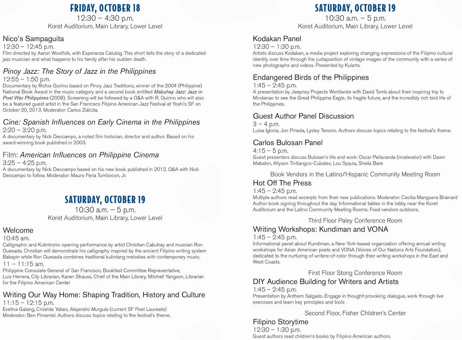 filipino essayist and their essays The philippines are home to many prolific writers, including those who write fiction, non-fiction, poetry, biographies and more these are some of the best filipino writers that have ever lived, so this list answers the questions, who are popular filipino writers and which writers are from philippines.