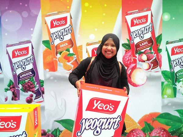 """Yeo's Yeogurt """"Drink & Win"""""""