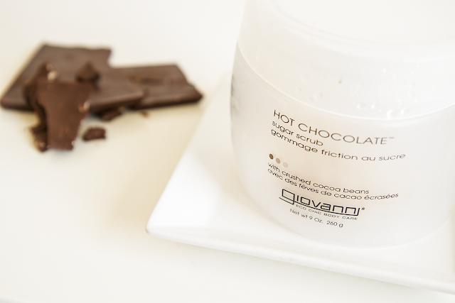 Photo of Giovanni Hot Chocolate Sugar Scrub.