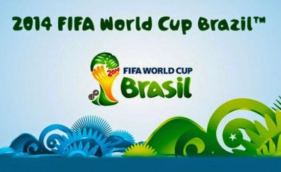 Fixture del Mundial Brasil 2014