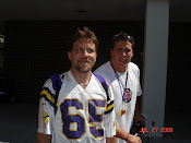 Chad Greenway at Training Camp