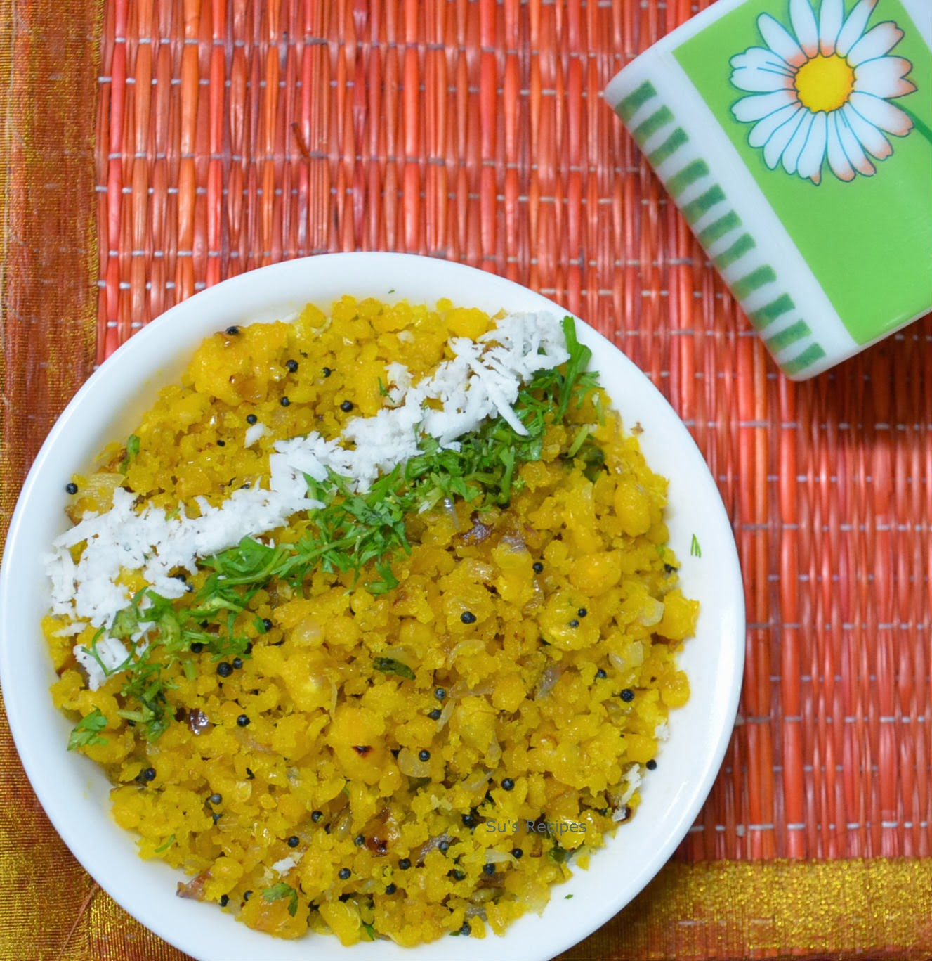 Grated Corn Chaat