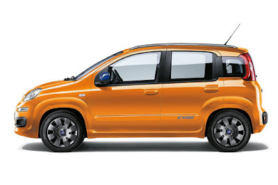 Fiat Panda K-Way (2015) Side 1
