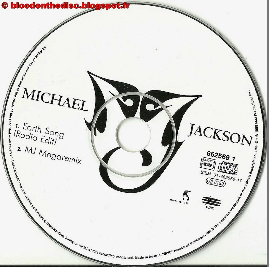 CD Earth Song
