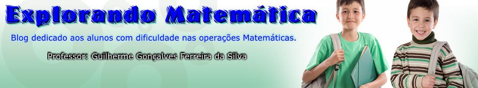 Explorando Matemática