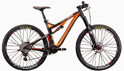 2014 Intense Cycles Carbine 29 Complete 29er Bike