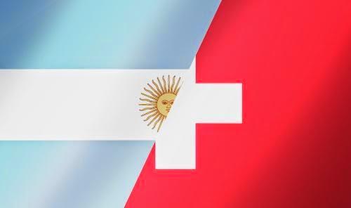 Trasmision en vivo Argentina vs Suiza octavos de final Brasil 2014
