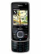 Spesifikasi Nokia 6210 Navigator