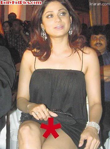 Shamita Shetty No Panties 61