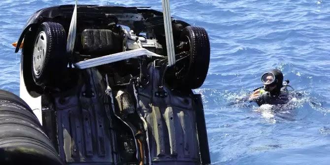 ΤΡΑΓΩΔΙΑ στον ΠΕΙΡΑΙΑ! Αυτοκίνητο έπεσε στο λιμάνι – Νεκρός ο οδηγός Συναγερμός στο Λιμενικό