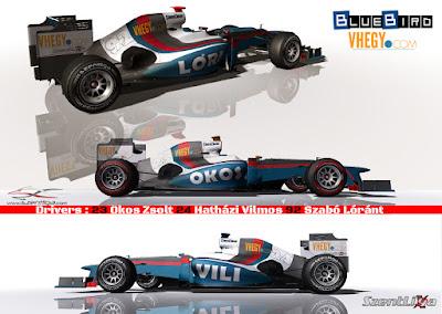 BlueBird Racing, Formula-1 Szentliga, Szentliga, szimulátorbajnokság, sport, F1, Ausztrál Nagydíj,