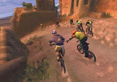 Free Download Downhill Domination PC Full Version