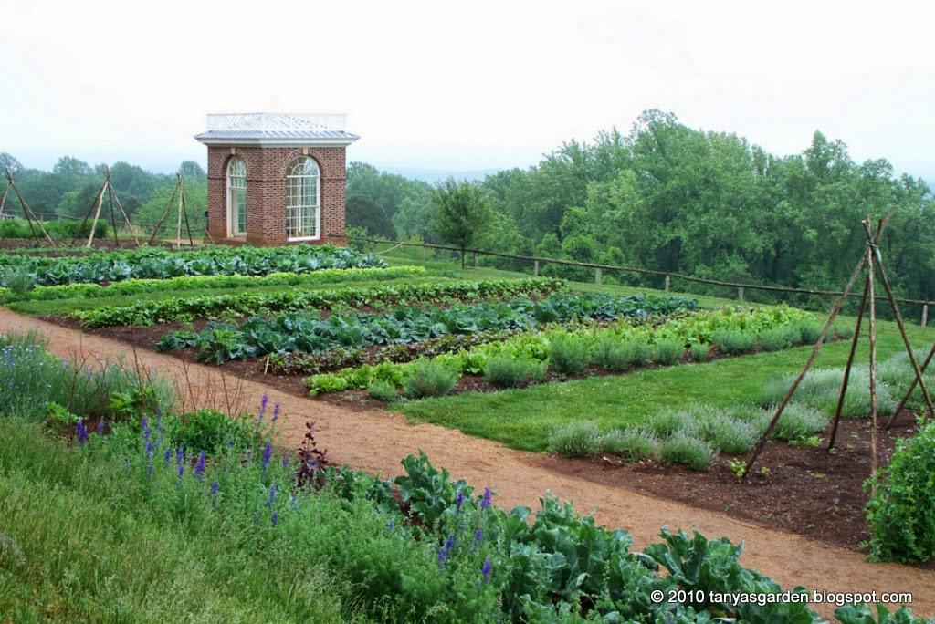 Mysecretgarden Colonial Gardens Part 4 2 Monticello