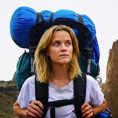 Reese Witherspoon playing Cheryl Strayed in WILD