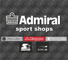 Admiral sport shops