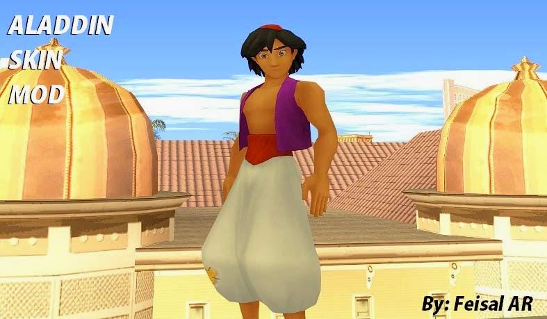 Aladdin GTA