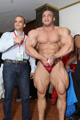 "Mamdouh ""Big Ramy"" Elssbiay Photos and Biography"