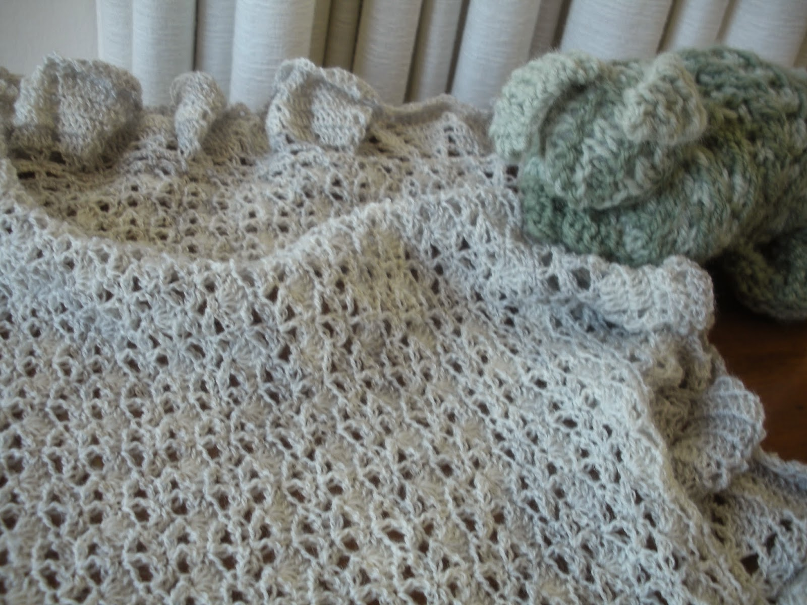 Yarn In, Yarn Out: New Pattern: Christening Cloud