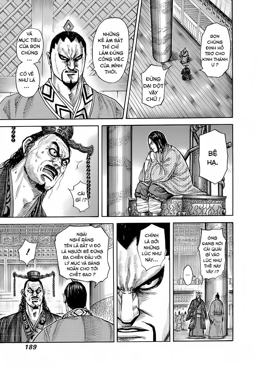 Kingdom - Vương Giả Thiên Hạ Chapter 326 page 20 - IZTruyenTranh.com