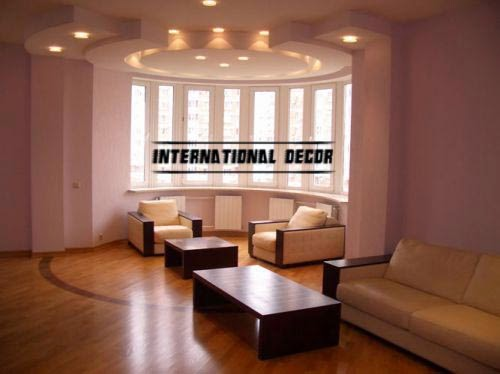 living room lighting with ceiling and drywall ideas
