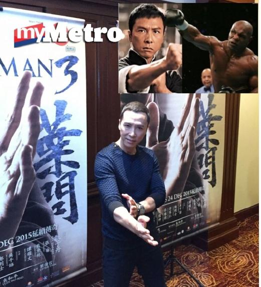 IP Man 3 bakal di tayang 24 Disember 2015