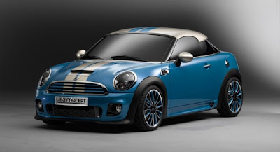 mini concept cars - sport mini - blue tuning mini cars