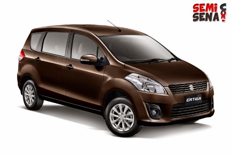 latest price list suzuki ertiga 2015